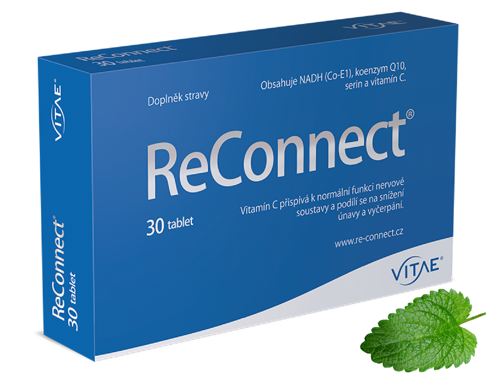 ReConnect- Energie v tabletách